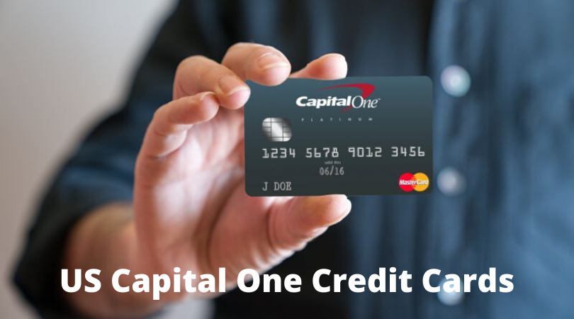 US Capital One Credit Cards